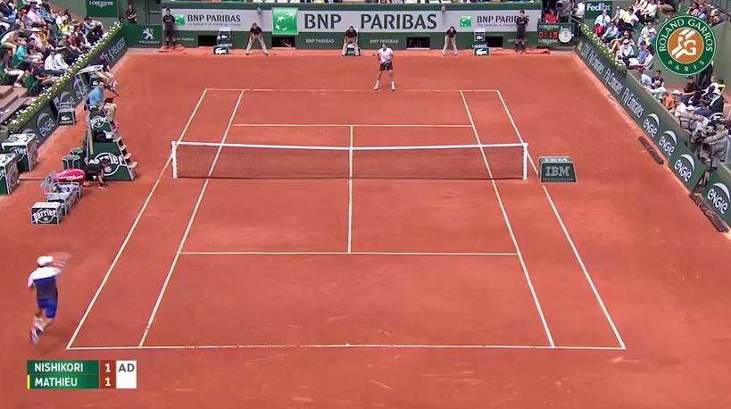 2015全仏オープンテニス